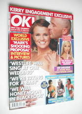 <!--2006-04-25-->OK! magazine - Kerry Katona and Mark Croft cover (25 April