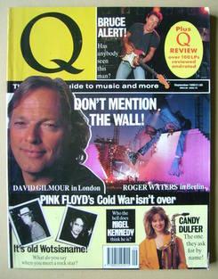 Q magazine - September 1990