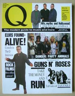 <!--1989-03-->Q magazine - March 1989