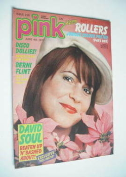 Pink magazine - 4 June 1977