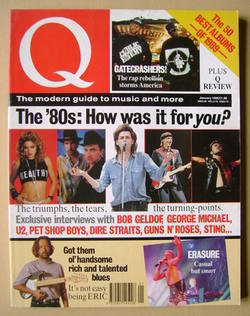 Q magazine - January 1990