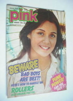 <!--1977-08-27-->Pink magazine - 27 August 1977