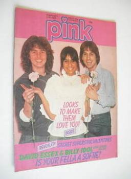 Pink magazine - 11 February 1978