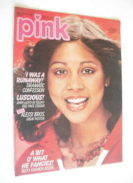 Pink magazine - 4 February 1978