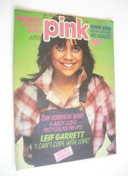 Pink magazine - 28 January 1978