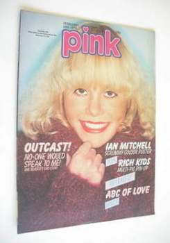 Pink magazine - 18 February 1978