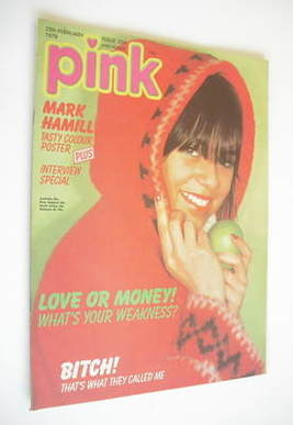 Pink magazine - 25 February 1978