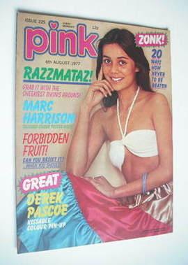 Pink magazine - 6 August 1977