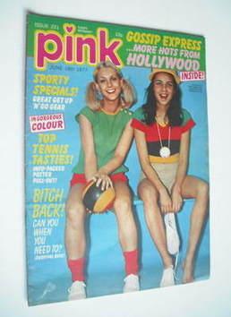 Pink magazine - 18 June 1977