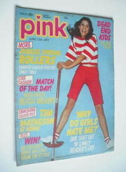 Pink magazine - 11 June 1977