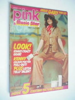 Pink magazine - 31 May 1975