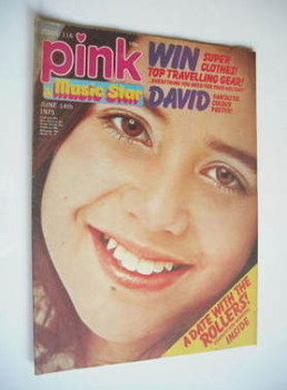 Pink magazine - 14 June 1975