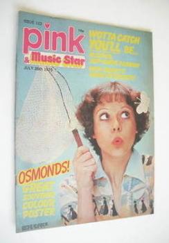 Pink magazine - 26 July 1975