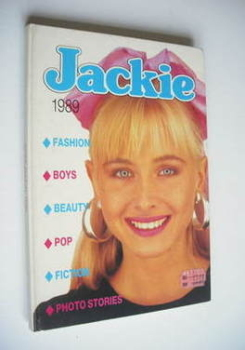 Jackie Annual 1989