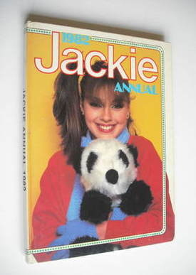 Jackie Annual 1982