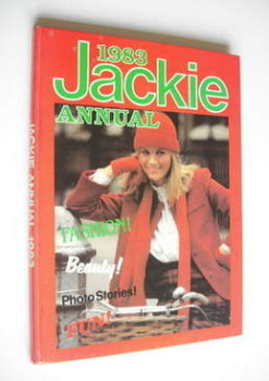 Jackie Annual 1983