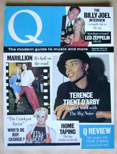 Q magazine - September 1987