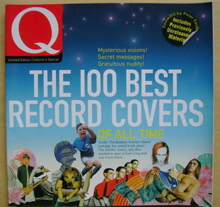 Q magazine Limited Edition Collector's Special - The 100 Best Record Covers