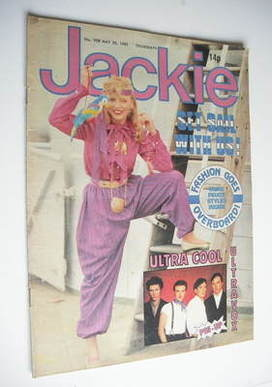 <!--1981-05-30-->Jackie magazine - 30 May 1981 (Issue 908)