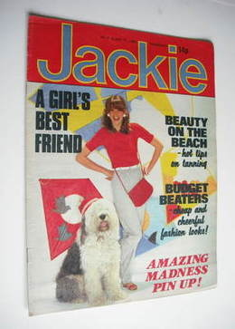 <!--1981-07-11-->Jackie magazine - 11 July 1981 (Issue 914)
