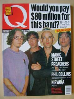 <!--1996-11-->Q magazine - R.E.M. cover (November 1996)