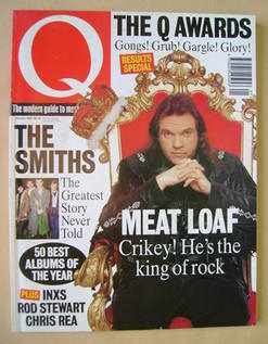 <!--1994-01-->Q magazine - Meat Loaf cover (January 1994)