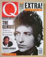 <!--1992-12-->Q magazine - Bob Dylan cover (December 1992)