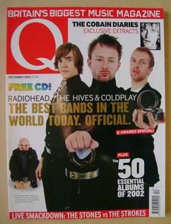 <!--2002-12-->Q magazine - December 2002