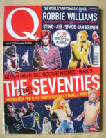 <!--1998-04-->Q magazine - April 1998