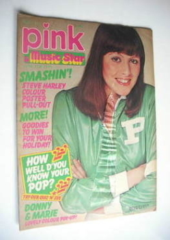 Pink magazine - 21 June 1975