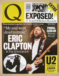 <!--1991-12-->Q magazine - Eric Clapton cover (December 1991)