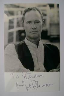 Nigel Planer autograph