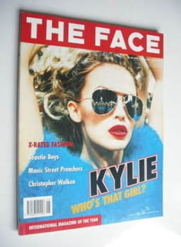 The Face magazine - Kylie Minogue cover (June 1994 - Volume 2 No. 69)