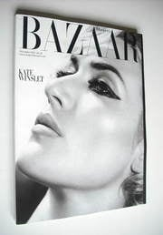 <!--2011-11-->Harper's Bazaar magazine - November 2011 - Kate Winslet cover