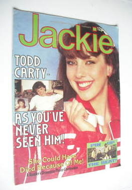 <!--1981-02-21-->Jackie magazine - 21 February 1981 (Issue 894)