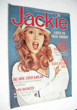 <!--1977-03-26-->Jackie magazine - 26 March 1977 (Issue 690)