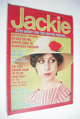 <!--1977-04-09-->Jackie magazine - 9 April 1977 (Issue 692)