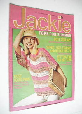 <!--1977-07-23-->Jackie magazine - 23 July 1977 (Issue 707)