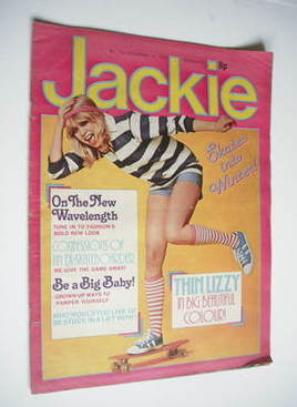 <!--1977-11-26-->Jackie magazine - 26 November 1977 (Issue 725)