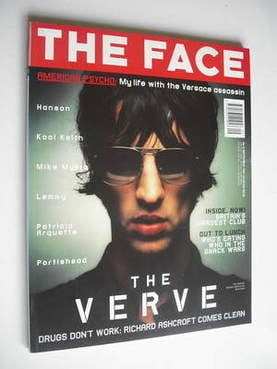 <!--1997-09-->The Face magazine - Richard Ashcroft cover (September 1997 -