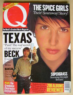 <!--1997-07-->Q magazine - Sharleen Spiteri cover (July 1997)