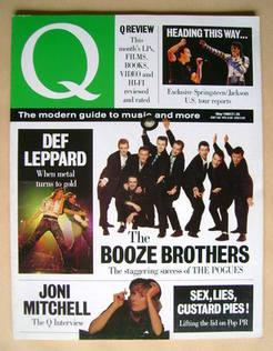 Q magazine - May 1988