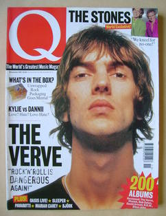 <!--1997-11-->Q magazine - Richard Ashcroft cover (November 1997)