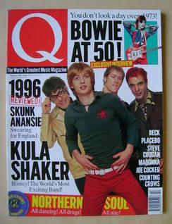 <!--1997-02-->Q magazine - Kula Shaker cover (February 1997)