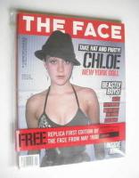 <!--1997-02-->The Face magazine - Chloe Sevigny cover (February 1997 - Volume 3 No. 1)