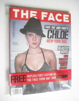 The Face magazine - Chloe Sevigny cover (February 1997 - Volume 3 No. 1)