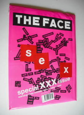 <!--2000-11-->The Face magazine - L'edition sexe (November 2000 - Volume 3
