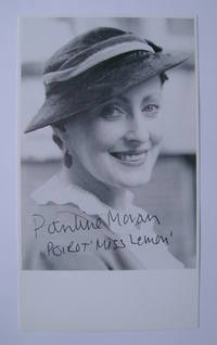 Pauline Moran autograph (hand-signed photograph)