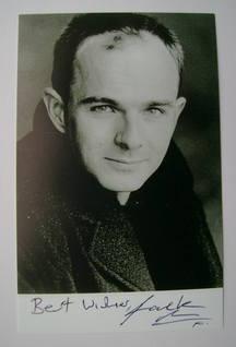 Jack Deam autograph