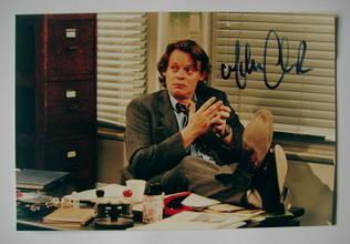 Martin Clunes autograph